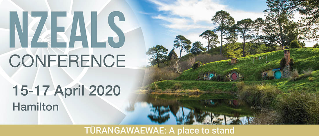 NZEALS Conference 2020 Banner 1100x471