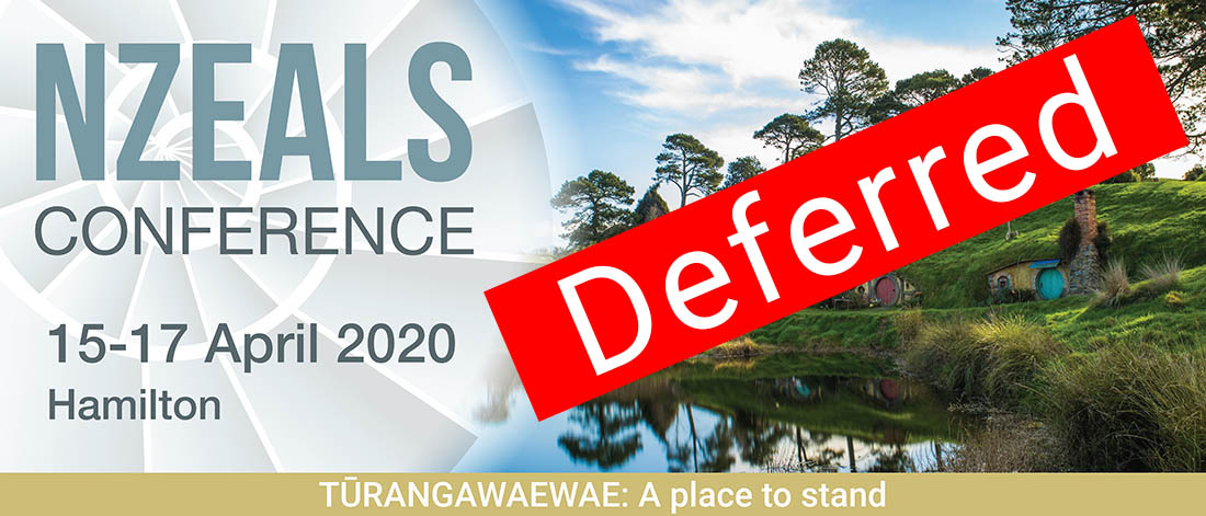 NZEALS Conference 2020 Banner 1100x471 Deferred