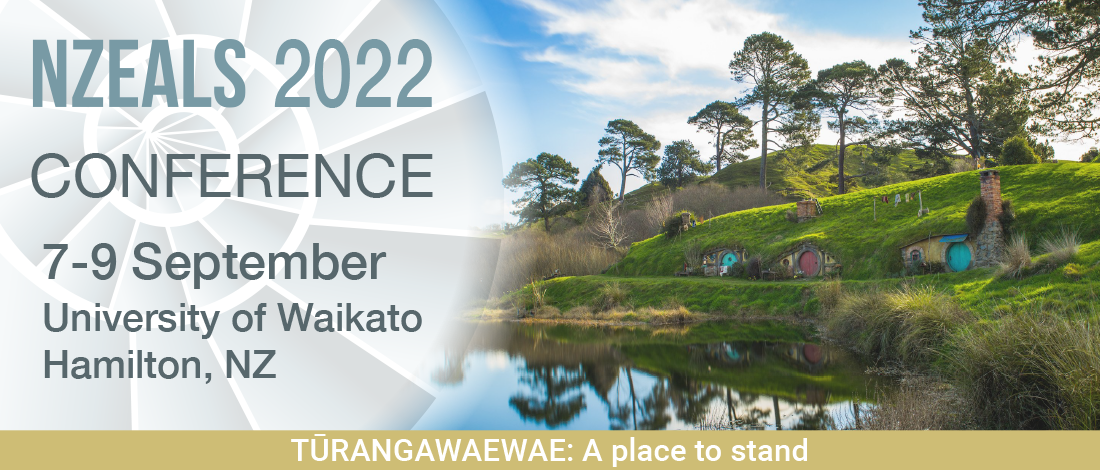 NZEALS Conference 2022 Web Banner V2 1100x470